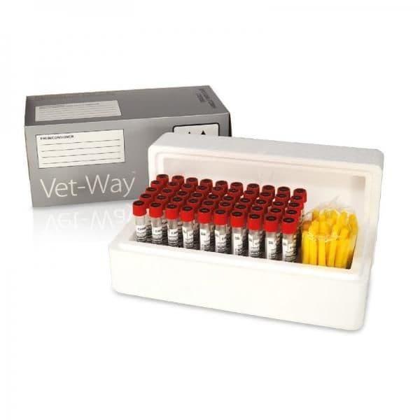 Vet field kit tube only x50 x10